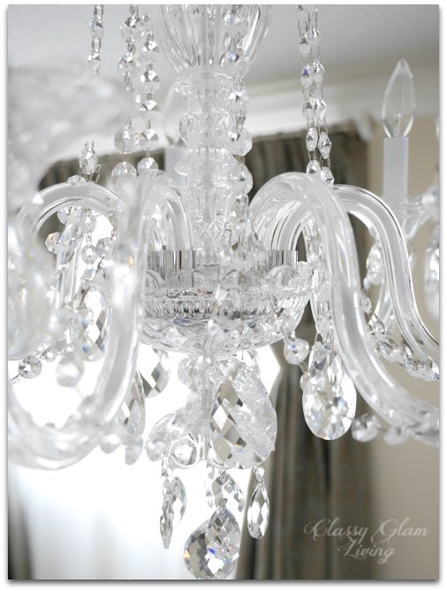 Master Bedroom Chandelier Straight From The Fairytales