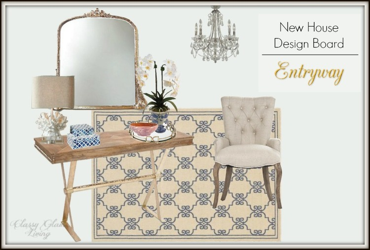 List Of Furniture For New House New honey do list classy glam living new house entryway foyer design board classy glam living sisterspd