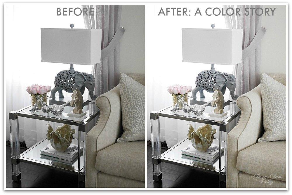 Kết quả hình ảnh cho colorstory before after