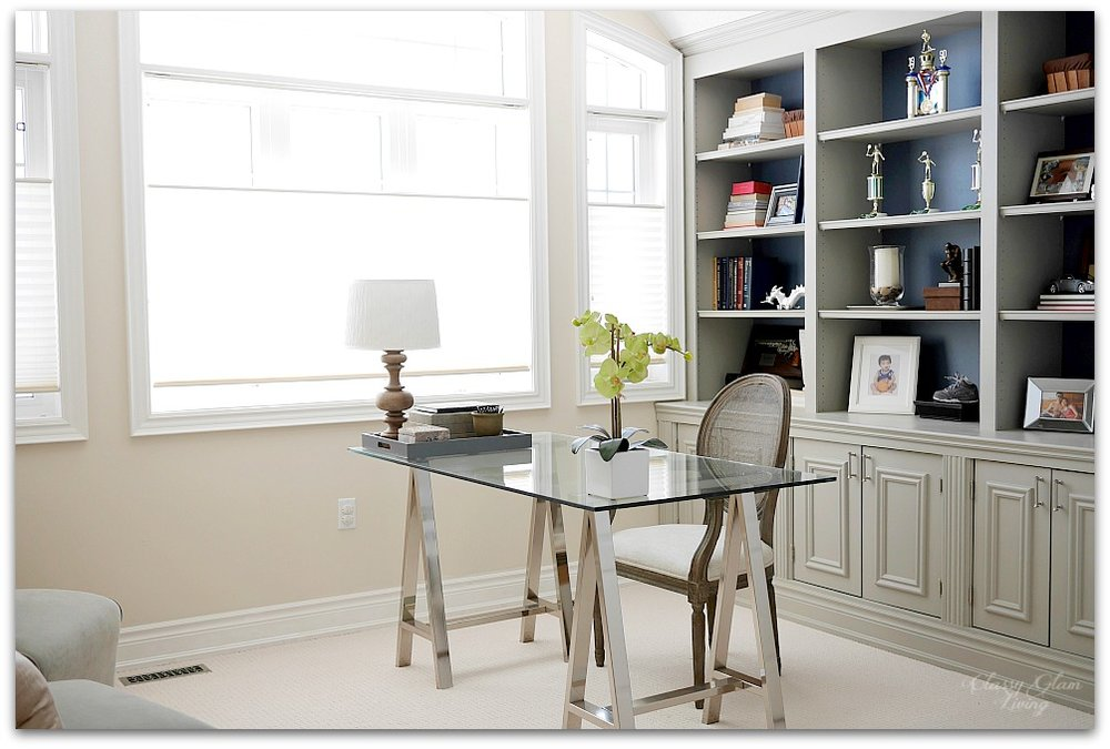 Home office | Classy Glam Living