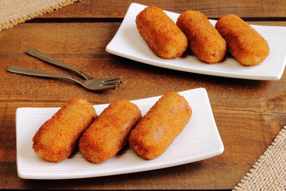 Potato Tapas