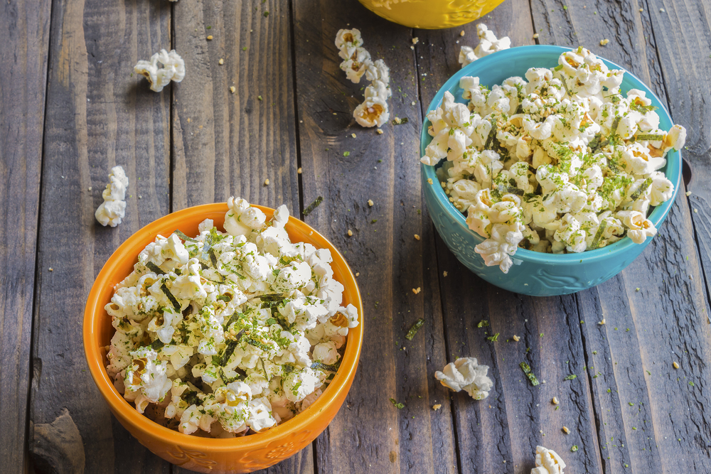 Spicy Japanese Kettle Corn