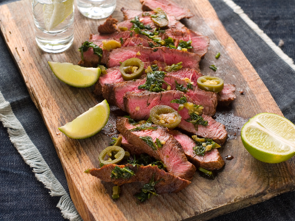 Mexican Steak