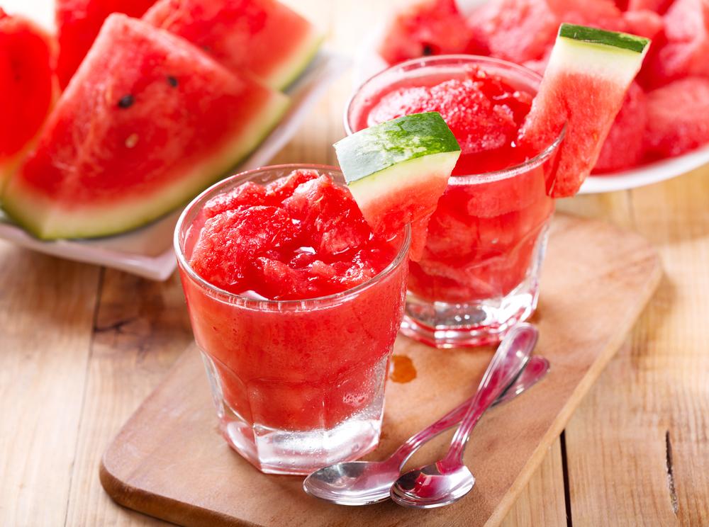 Watermelon Granita