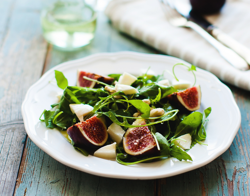 Fig and Gorgonzola Salad