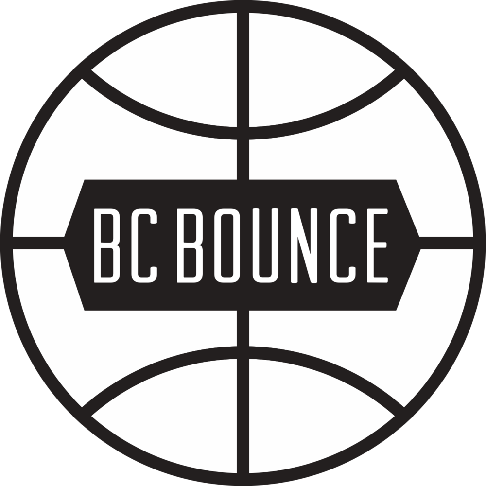 The BC Bounce Club logo