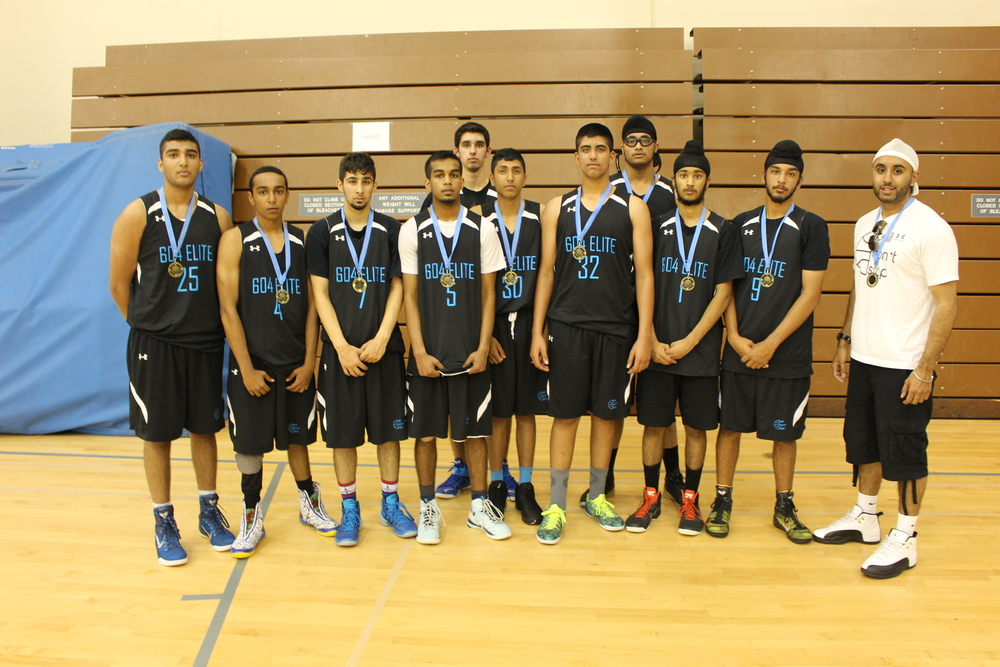 604 Elite   Varsity 2   Ballapalooza Champions in Abbotsford May 29, 30, 31