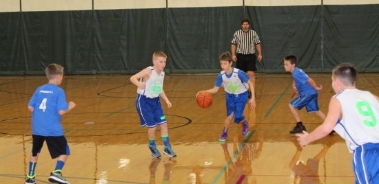BC Bounce U10-11 boys in Bellingham
