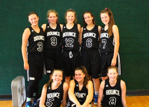 Grade 9 Black  in Portland End of the Trail Tournament - July long weekend