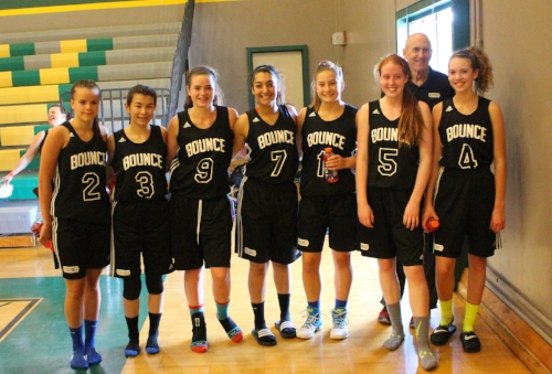 Grade 10 Black in Portland End of the Trail Tournament - July long weekend