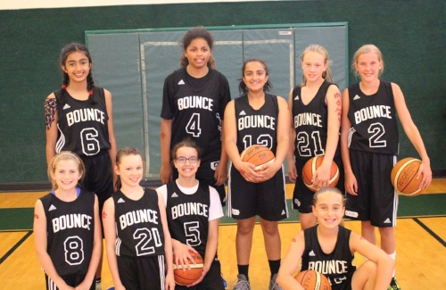 Grade 6 Black in Portland End of the Trail Tournament - July long weekend