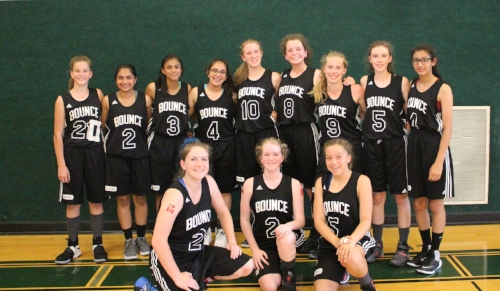 Grade 9 White in Portland End of the Trail Tournament - July long weekend