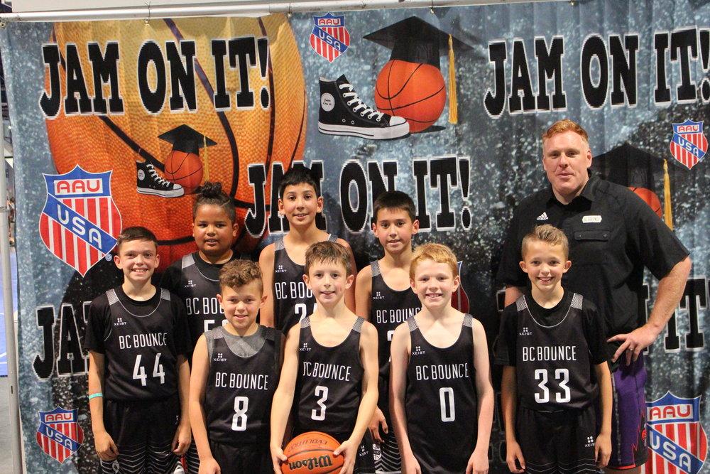 U11 Boys in Los Vegas - 2018 - Jam On It Tournament