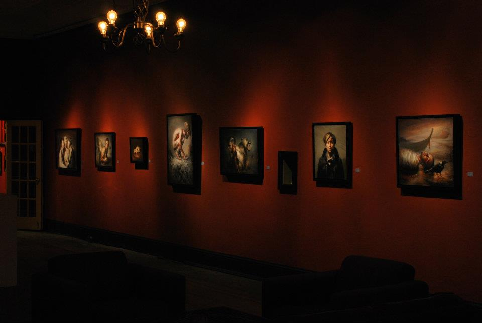 Rogue Buddha Gallery - 2012