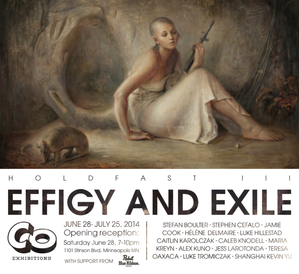 effigy and exile