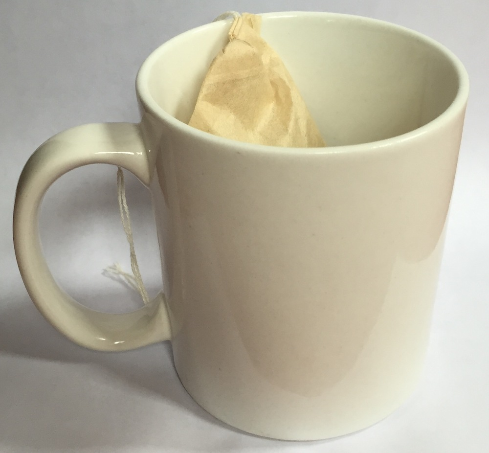 Place filter in your cup, pour hot water, and steep for desired amount of time.