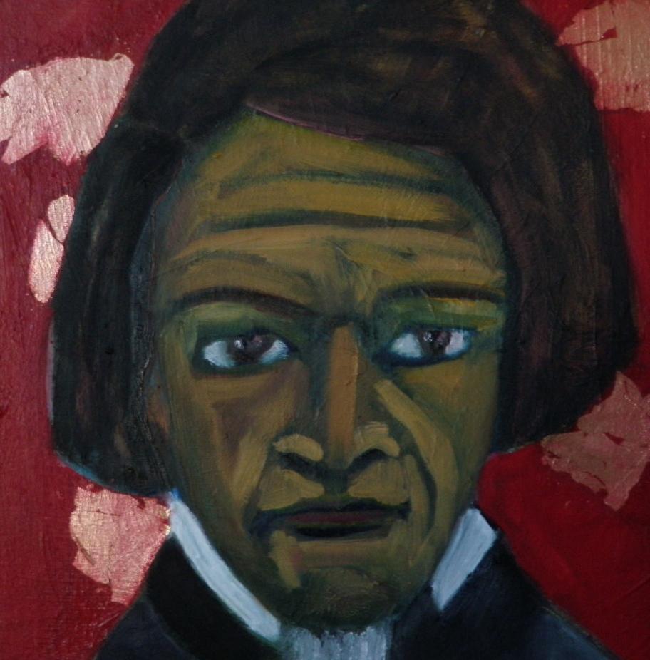 Frederick Douglas, I Love You