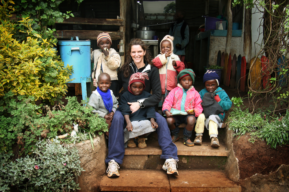 Limuru Children's Center, Kenya 2007