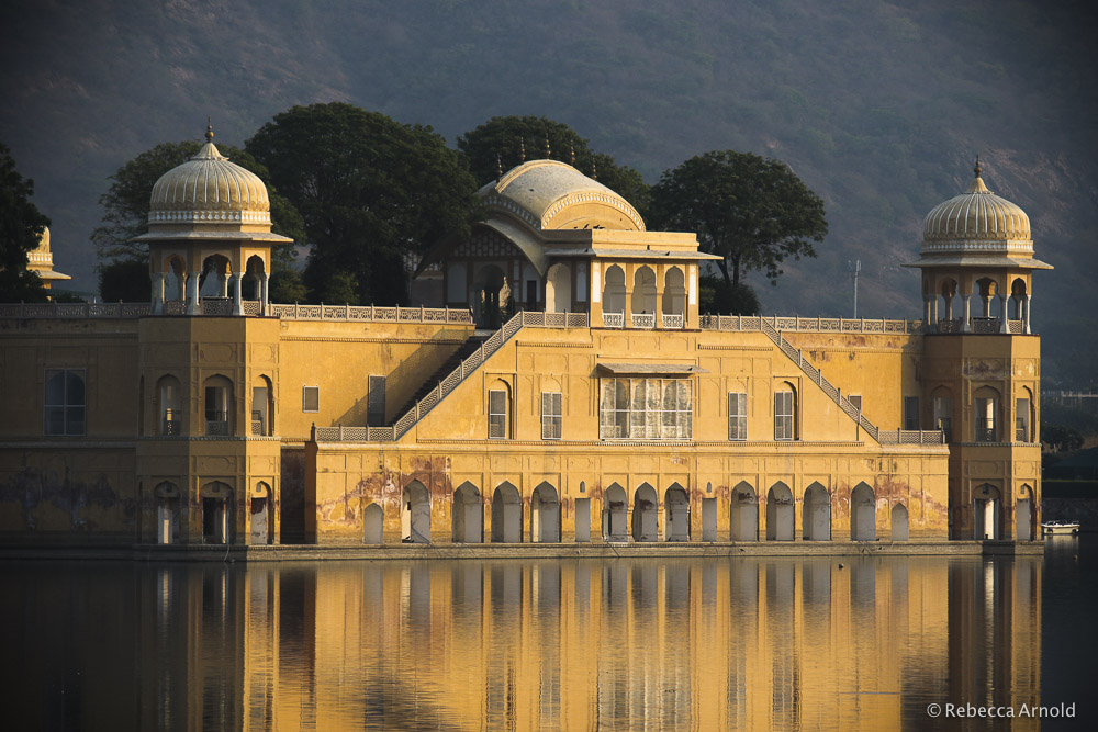 Jaipur's Lake Palace