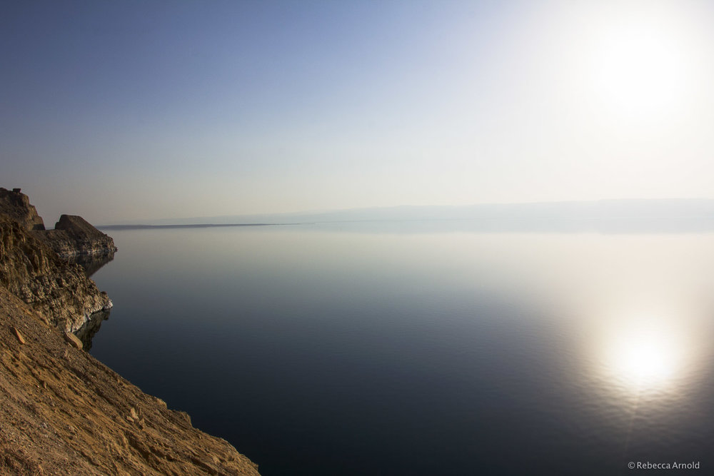 Dead Sea Calm, Jordan