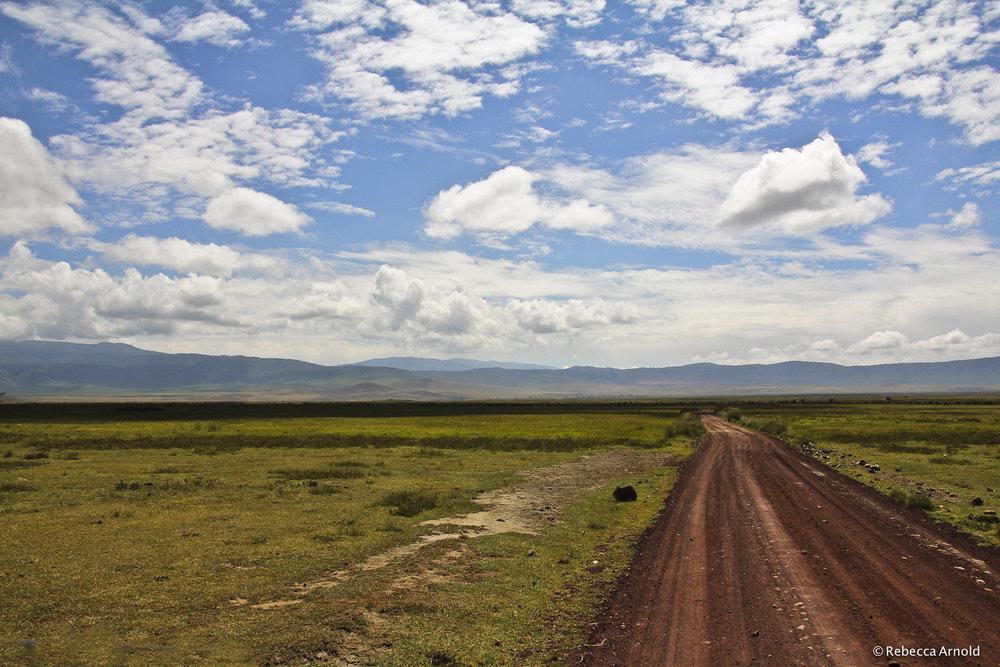 Caldera Sky, Tanzania