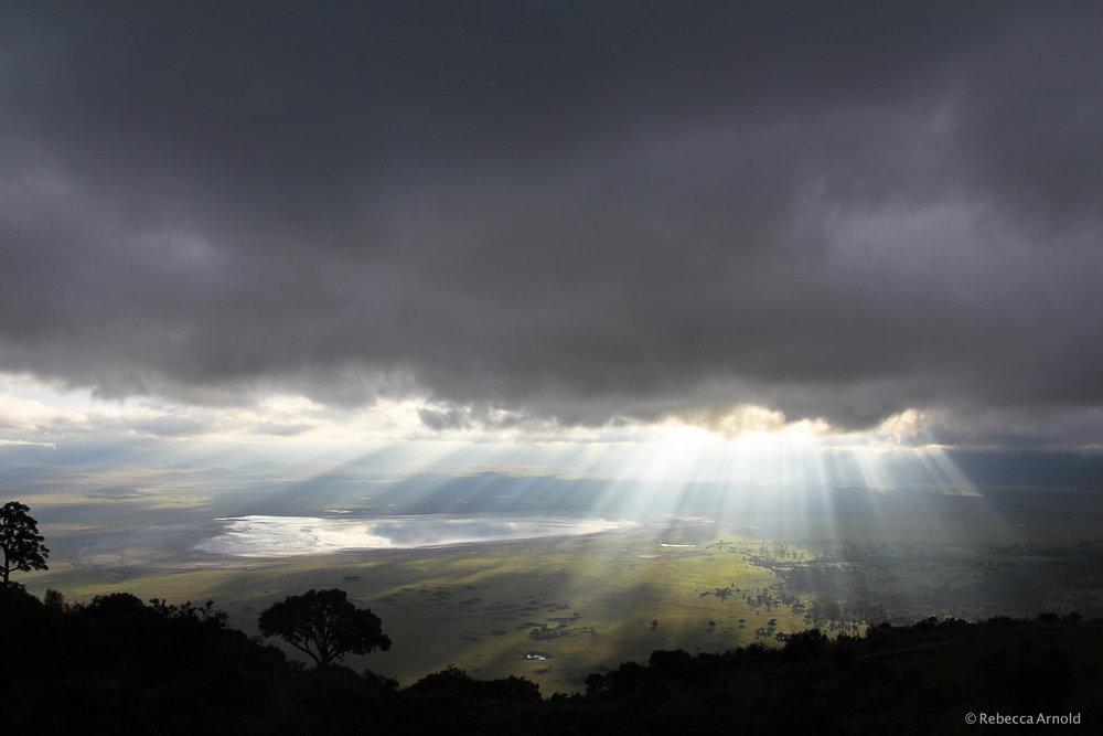 Ngorongoro Sun Splash, Tanzania