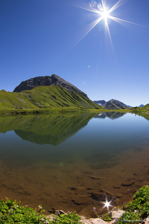 Mountain Mirror, Austria
