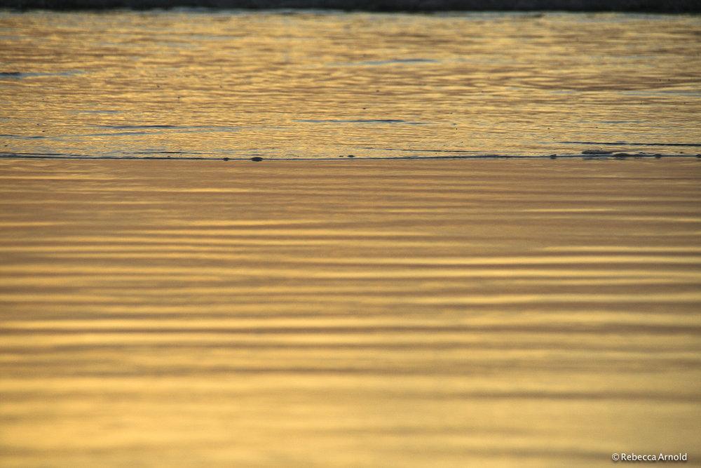 Gold Reflection, Nicaragua