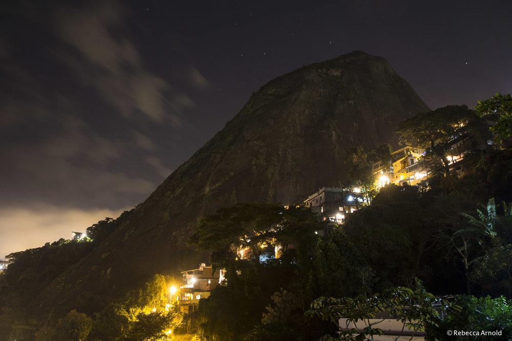 "Favela Nights, Brazil 2013   16"" x 24"" | 24"" x 36"" | Custom Sizes  Archival Pigment Prints  Edition: 150"