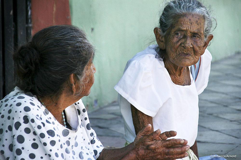 Ladies at Market, Nicaragua 2009