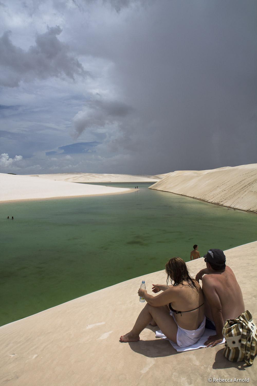 "Desert Lagoons, Brazil 2013   16"" x 24"" | 24"" x 36"" | Custom Sizes  Archival Pigment Prints  Edition: 150"