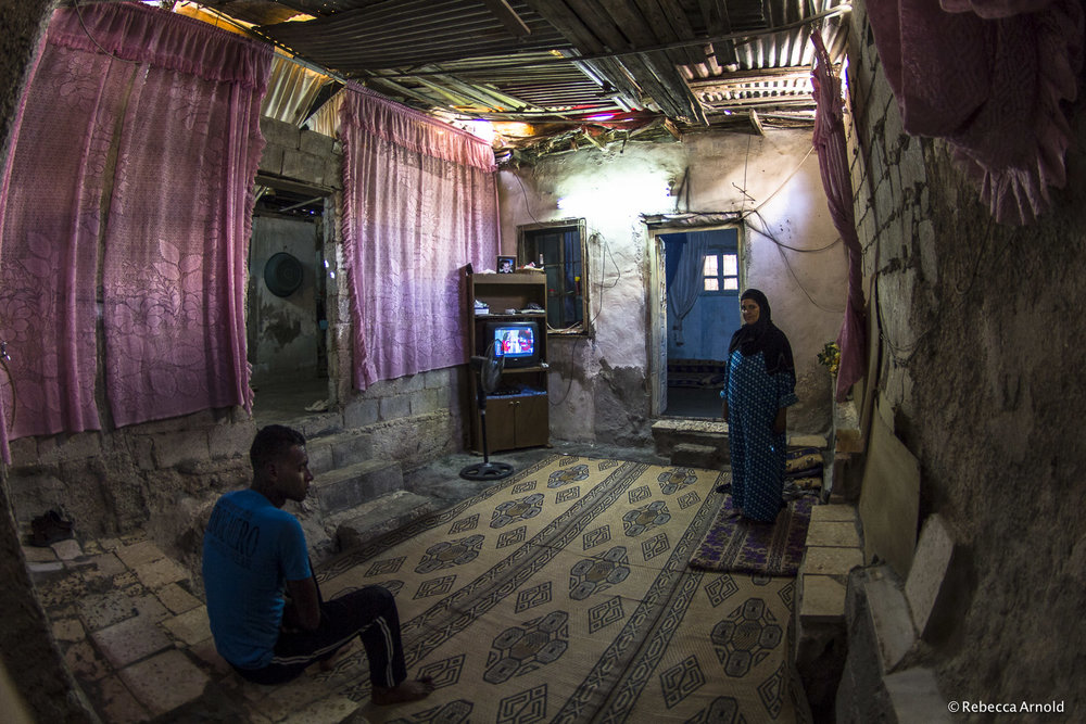 Makeshift Home, Syrians in Jordan