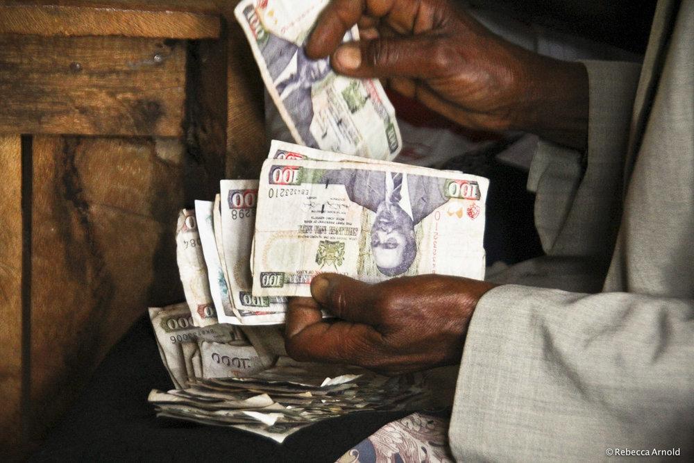 Ungandan Shilling, Uganda