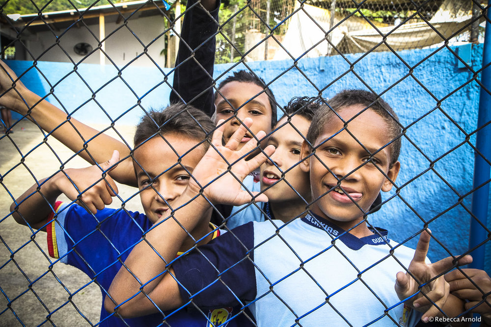 Playground Boys, Brazil