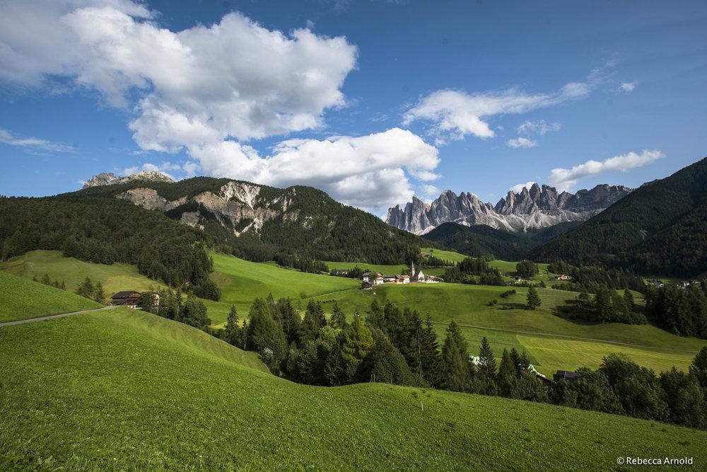 31. Mächenlandschaft, Italy 2017