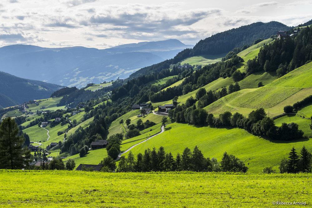 33. Alpen Village Hills, Italy, 2017