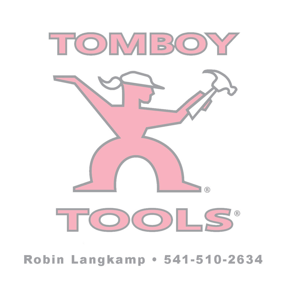 Tomboy Tools by Robin Langkamp