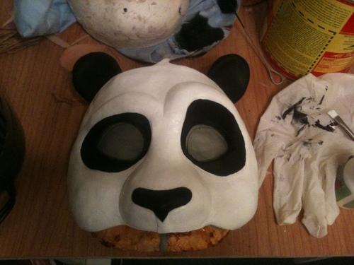 kungfumain - Kung Fu Panda Halloween