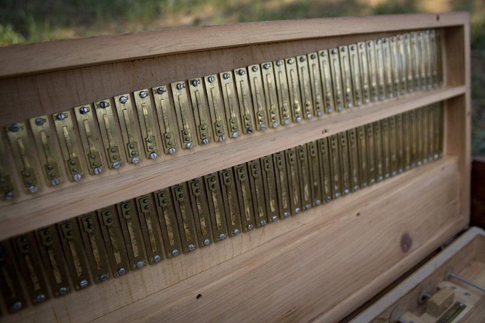 Harmonium | Reeds