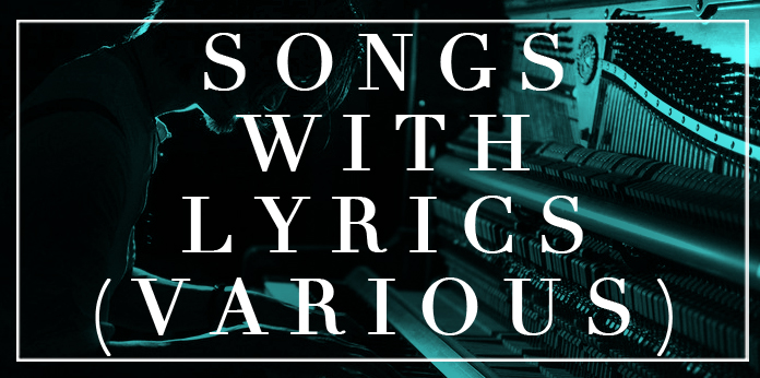 songs with lyrics various cr.jpg