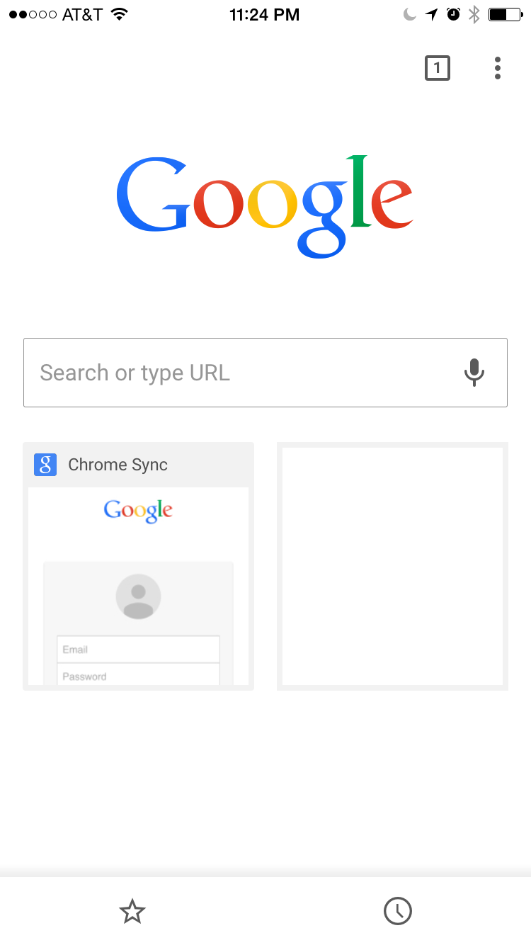 Google's New Chrome update is interesting    — vandan desai
