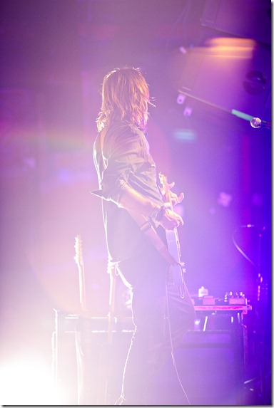 Switchfoot with Elliott Guitars Revival Photography