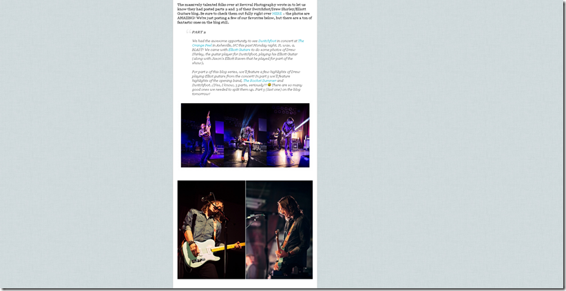 Revival Photography as Featured on Land of Broken Hearts a Switchfootblog