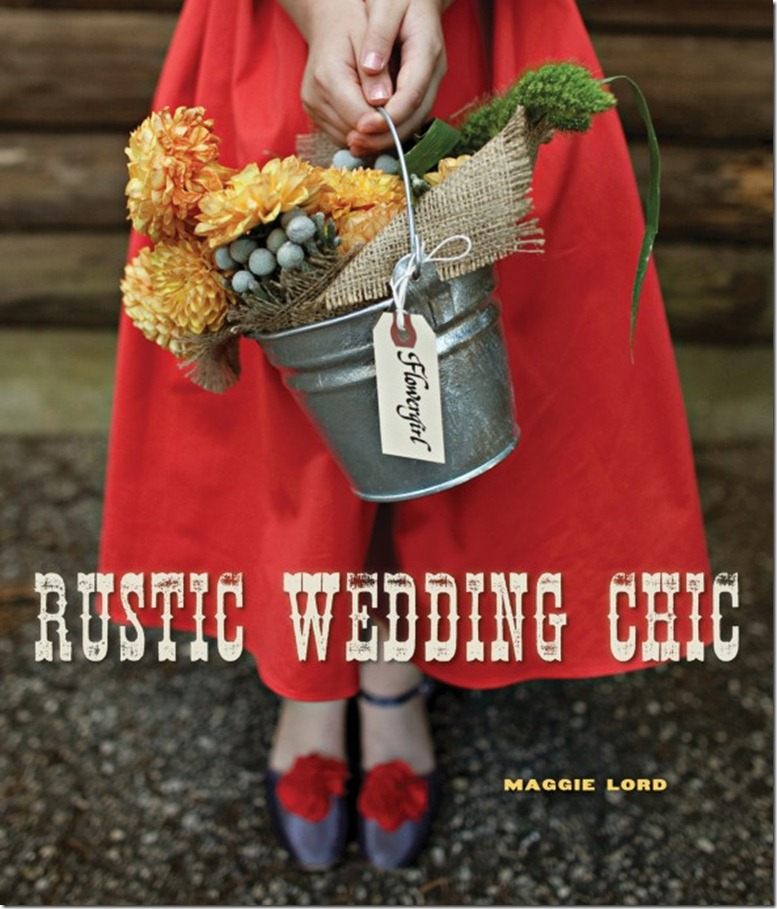 Rustic Wedding Chic Book Cover
