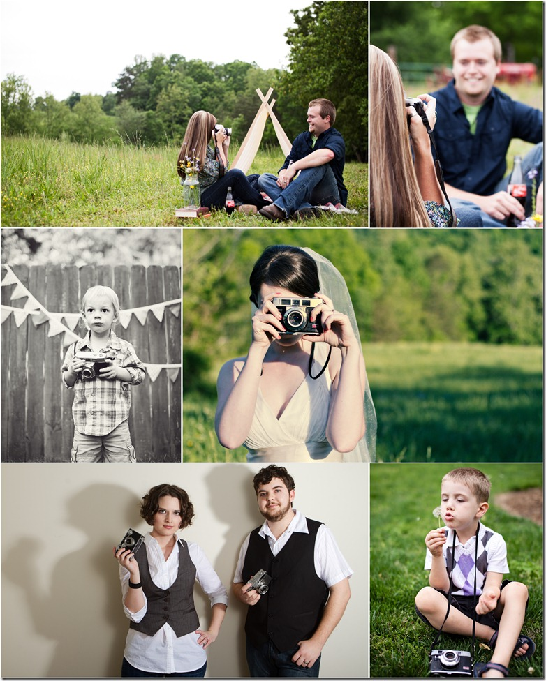 National Camera Day - Photos by Revival Photography (Photo of us by Joye Barr)