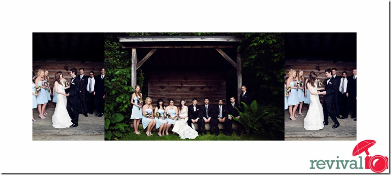 Boone, NC Wedding Photos by Revival Photography