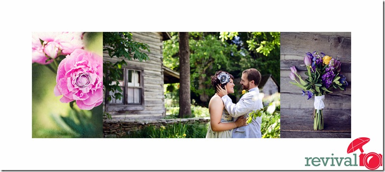 Elopement at The Mast Farm Inn, Valle Crucis, NC - Photos by Revival Photography