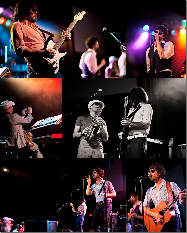 Our exclusive interview with Yacht Rock Revue - Revival Photography
