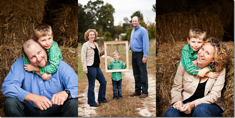 Dellinger Family on the Dellinger Family Farm Photos by Revival Photography Photographers in North Carolina