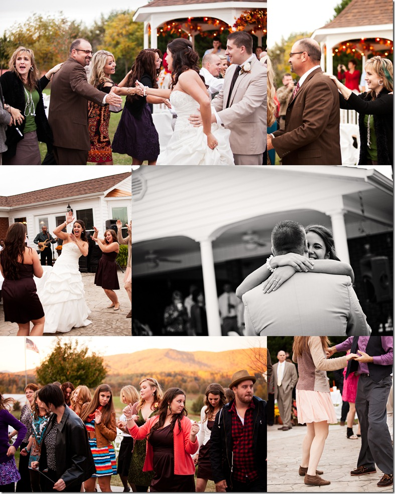 Wedding Photos by Revival Photography Jason and Heather Barr North Carolina Photographers